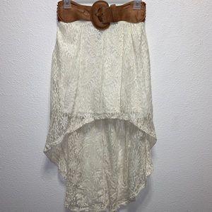 Rue 21 high low skirt NEVER WORN